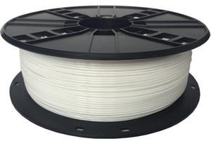 Gembird tlačová struna (filament), PETG, 1,75mm, biela