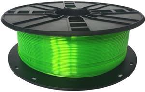 Gembird tlačová struna (filament), PETG, 1,75mm, zelená