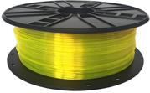 Gembird tlačová struna (filament), PETG, 1,75mm, žltá