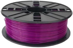 Gembird tlačová struna (filament), PLA, 1,75mm, fialová
