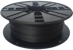 Gembird tlačová struna (filament), PLA, 1,75mm, karbón