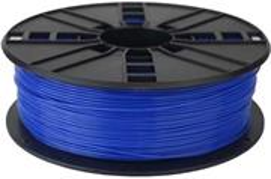 Gembird tlačová struna (filament), PLA, 1,75mm, modrá