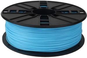 Gembird tlačová struna (filament), PLA, 1,75mm, nebeská modrá