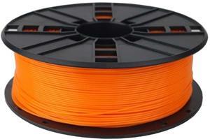 Gembird tlačová struna (filament), PLA, 1,75mm, oranžová