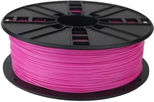 Gembird tlačová struna (filament), PLA, 1,75mm, ružová