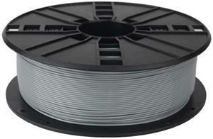 Gembird tlačová struna (filament), PLA, 1,75mm, sivá