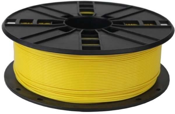 Gembird tlačová struna (filament), PLA, 1,75mm, žltá