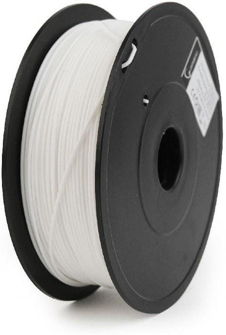 Gembird tlačová struna (filament), PLA-plus, 1,75mm, biela