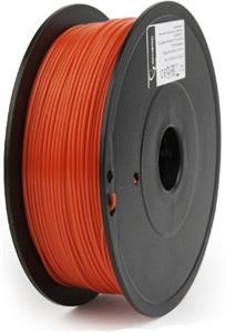 Gembird tlačová struna (filament), PLA-plus, 1,75mm, červená