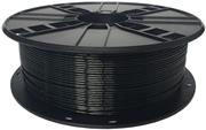 Gembird tlačová struna (filament), PLA-plus, 1,75mm, čierna