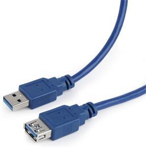 Gembird USB 3.0 kábel A-A predlžovací 1.8m
