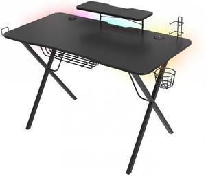 Genesis Holm 300, herný stôl, RGB podsvietenie