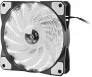 Genesis Hydrion 120, ventilátor bíle LED, 120mm