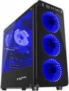 Genesis Irid 300 BLUE, čierna