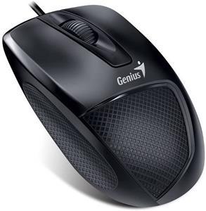 Genius DX-150X, myš, čierna