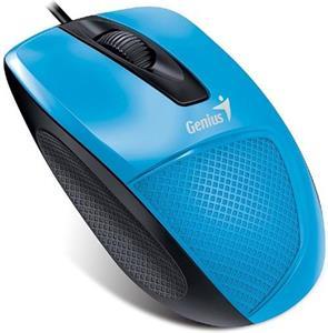 Genius DX-150X, optická myš, modrá