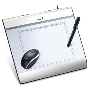 Genius MousePen i608X, 6x8, USB, tablet s perom a myšou