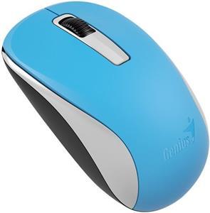Genius NX-7005, bezdrôtová myš, modrá