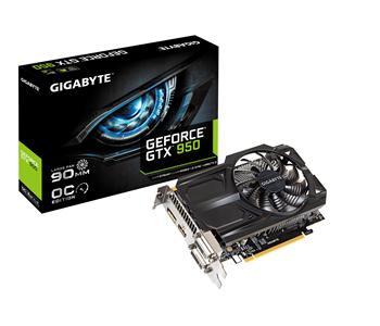 GIGABYTE GTX950 2GB