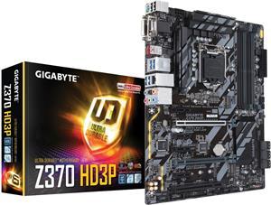 GIGABYTE Z370 HD3P (rev. 1.0)