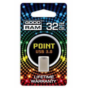 GOODRAM GOODDRIVE Point 32GB strieborný
