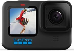 GoPro Hero 10 Black, čierny