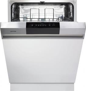 Gorenje GI62010X, vstavaná umývačka riadu