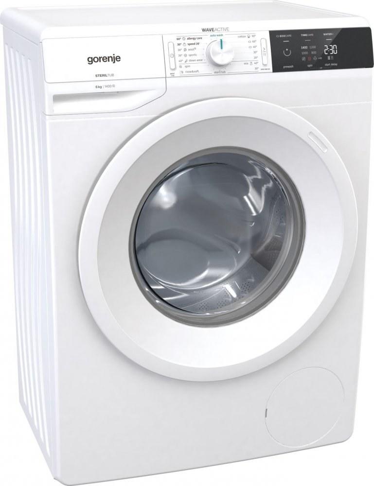 Gorenje WE64S3, práčka predom plnená - SLIM