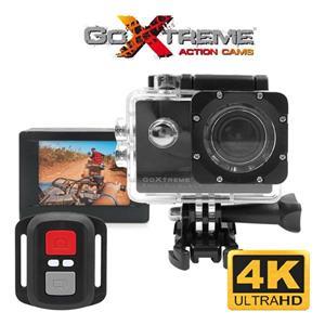 """GoXtreme Enduro Black športová akčná kamera, 2.7K@30fps, 8MP sensor,, 2.0""""displej, 170° poz. uhol, vodotesná do 30m"""