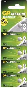 GP LR41, AG3, V392, GP192 - cena za 1 ks baterie