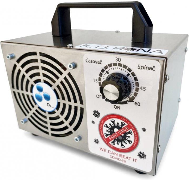 GRIZZLY O3 generátor ozónu