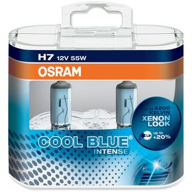 H7 COOL BLUE INTENSE Duo-Box OSRAM
