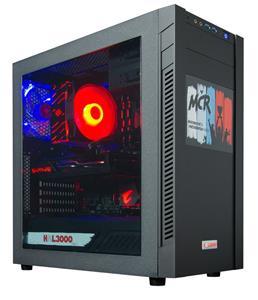 HAL3000 Alfa Gamer MČR Pro / AMD Ryzen 5 3600/ 16GB/ RX 5600 XT/ 1TB PCIe SSD/ W10