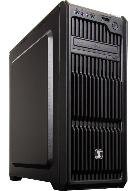 HAL3000 IEM Certified PC MEGA Gamer by MSI