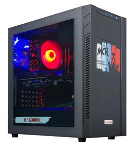 HAL3000 MEGA Gamer MČR SE / Intel i5-9400F/ 16GB/ GTX 1660 Ti/ 500GB PCIe SSD + 1TB HDD/ W10