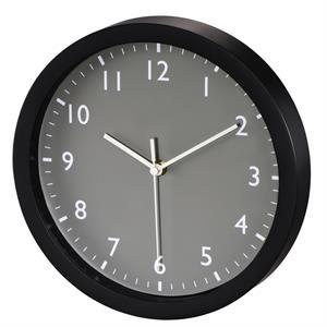 Hama 176952 Pure, nástenné hodiny, 25 cm, tichý chod, šedé