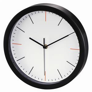 Hama 176958 MaxR, nástenné hodiny, 25 cm, tichý chod, biele
