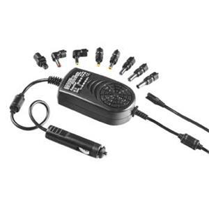 Hama 39726, univerzální sieťový zdroj pro notebook do auta, 15-24V 120W