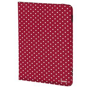 """Hama Polka Dot, púzdro na tablet, do 25,6 cm (10,1""""), červené"""