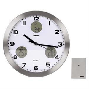 Hama Quartz AG-300, nástenné hodiny s meteostanicou