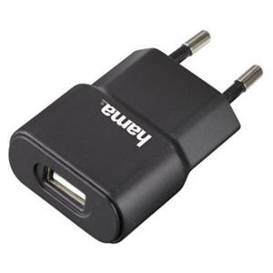 Hama sieťová USB nabíjačka, 5 V/1 A