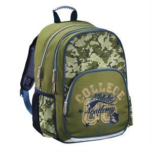 Hama Školský ruksak pre prváčikov, Army