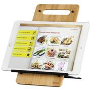 "Hama Timber stojan na tablet, 7""-10,5"", drevený"