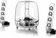 Harman Kardon Soundsticks Wireless, bezdrôtové reproduktory, 2.1