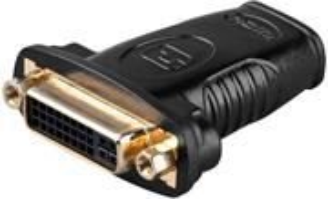 HDMI-DVI redukcia F/F, adaptér