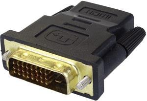 HDMI-DVI redukcia F/M, adaptér