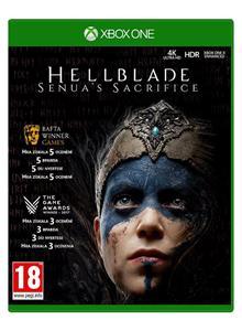 Hellblade Senua's Sacrifice (Xbox One)