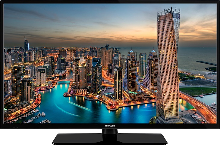 Hitachi 43HK5601, UHD televízor - rozbalené