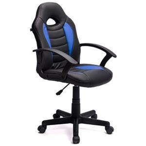 HOME KRAFT Kancelárska stolička DYNAMIC Modrá