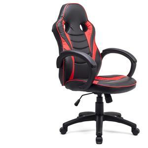 HOME KRAFT Kancelárska stolička SPORTLINE Červená